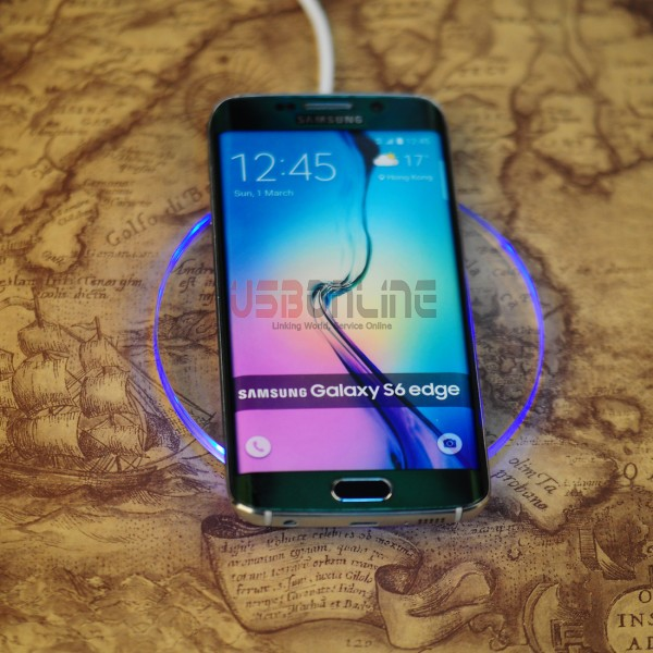 VOXLINk Wireless Charger for Samsung Note7/S7 edge plus LG G2/3/4